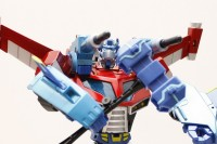 More Images of Takara Animated Wingblade Optimus Prime