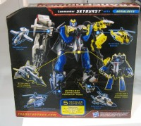 Transformers News: ToyFair 2010 Australia Review - Biographies of Hubcap, Brimstone, WFC Optimus Prime, Bumblebee and more!