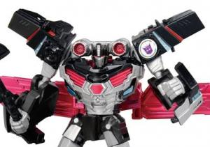 Transformers News: Video Review for Transformers Adventure TAV 56 Nemesis Prime