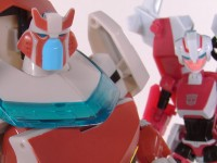 New Galleries: Transformers Animated Arcee and Cybertron Mode Ratchet