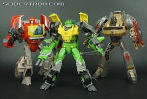 Transformers News: Voyager Class Grimlock, Blaster and Springer for $16.99 at Target.com