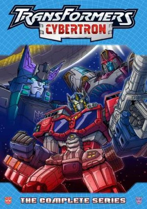 Transformers: Cybertron The Complete Series DVD Set from Shout! Factory Cover Art and Product Details