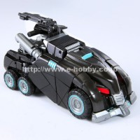 Transformers News: New Images of 2011 Tokyo Toy Show Dark Side Optimus Prime Vs Dark Side Megatron