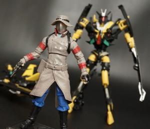 Transformers News: Collector's Club Exclusive Old Snake with 2 B.A.T.s Revealed at G.I. Joe Con