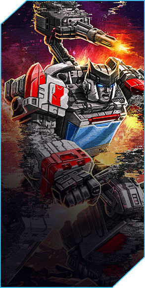 Transformers News: Transformers War for Cybertron Siege Ratchet Packaging Art