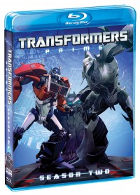 Transformers News: SHOUT! Factory Press Release: Transformers Prime Season Two on DVD and Blu-Ray