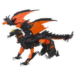 Transformers News: Target Clearancing Beast Fire Predaking, Contstruct-Bot Optimus Prime vs. Megatron set