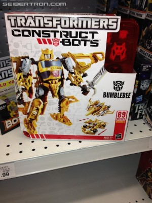 Transformers Contructbots Bumblebee and Wheeljack Official Instructional Video