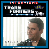 Transformers News: Transformers Prime Writer Steven Melching Talks Season 3