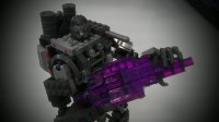 Transformers News: Kre-O Transformers Dark Energon Weapon Completed
