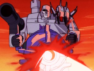 Sunbow Transformers 'Fire On The Mountain' Original Audio