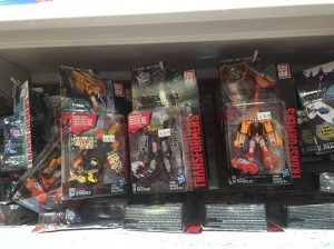 Transformers News: Transformers Titans Return Legends Wave 1 Sighted at Australian Retail