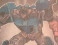 Transformers News: 2010 Botcon Freebie Figure is Slice - Biography Revealed
