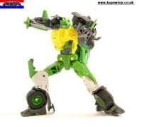 Transformers News: Pictorial Review: Transformers Generations Voyager Class Springer