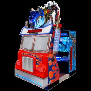 Launch Trailer for SEGA Transformers: Shadows Rising Arcade Game
