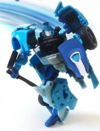 G1 Style Upgrade for Generations Blurr in the Works