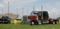 Transformers ROTF Optimus Prime Truck Replica On eBay