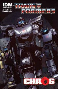 IDW Transformers Digital Copies Now Available on the Day of Retail Release