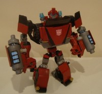 Transformers News: Transtopia Masterclass - Animated Season 4 Earth Mode Ironhide