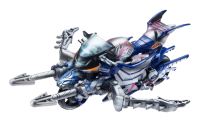 Transformers News: Official Images of Transformers Prime: Beast Hunters Deluxe Knock Out, Arcee, Vertebreak and Voyager Grimwing