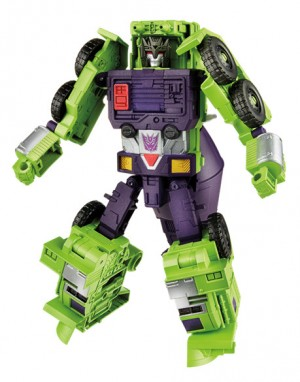Transformers News: Toy Fair US 2015 Coverage - Official Hasbro Images of Transformers Generations Devastator and Constructicons