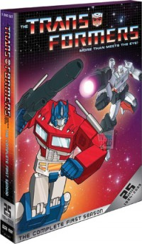 Transformers News: Trailers & Product Demos for Shout!'s G1 DVDs