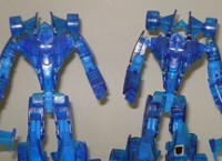 "Transformers News: Buyer Beware: New Knock-Offs of BotCon Mirage, Henkei ""Ghost"" Starscream and Seekers"