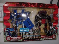 Transformers News: Transformers ROTF Super Tuner Throwdown 2-Pack Released In US