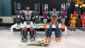 Transformers Power of the Primes San Diego Comic Con Throne of the Primes Pictorial and Video Reviews