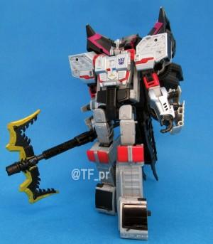 In-Hand Images of Takara Transformers Unite Warriors UW-EX Megatronia