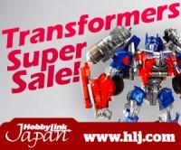 HobbyLink Japan Transformers Super-Sale!