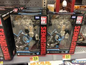 Transformers News: Transformers Studio Series Revenge of the Fallen Starscream Spotted at US Retail