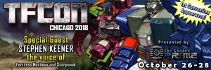 Transformers News: Voice Actor Stephen Keener to Attend TFcon USA 2018