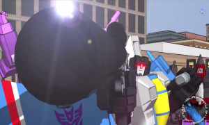 Transformers News: Transformers: Generat1on Digital Short - Gun Control, Featuring Josh Keaton