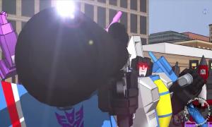 Transformers: Generat1on Digital Short - Gun Control, Featuring Josh Keaton