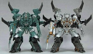 Comparison Images for Takara Tomy Transformers Movie The Best Figures
