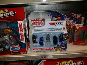 More Angry Birds Transformers Toys At US Retail