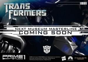 Prime 1 Studio Teases Movie Jazz For Their Transformers Movie Museum Masterline Series