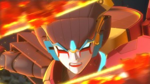 Transformers News: Additional footage of the Machinima Transformers Combiner Wars Series; Panel footage, featuring Fembot Maxima #SDCC #HasbroSDCC