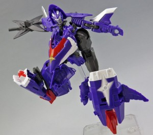 Transformers News: Transformers Go! Shinobi Team Sensuimaru Video Review