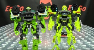 Video Reviews and Comparisons for all Transformers Studio Series Wave 1 Deluxe Toys