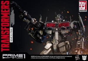 Prime 1 Studios Nemesis Prime Statue Revealed + pictures