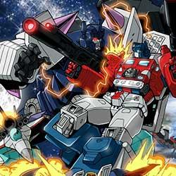 London Film and Comic Con Transformers 30th Anniversary - Guido Guidi Announced