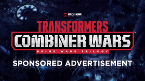 Machinima Transformers Combiner Wars Behind The Scenes Video