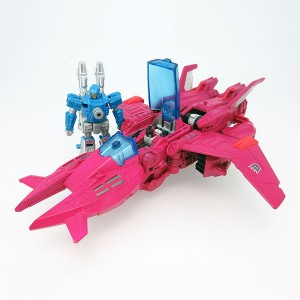 Transformers News: Video Review of Takara Transformers Legends LG52 Targetmaster Misfire