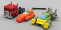 Transformers News: Nano Scale G1 Wheelie and Springer Toys