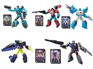 Transformers News: New Transformers Titans Return Wave 4 Pre-Orders