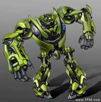 Transformers News: ROTF Skids - Concept Art