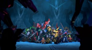 Transformers: Robots In Disguise Season 2 Episodes 14 & 15 Airing in Canada from September 10th