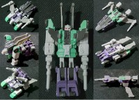 Transformers News: July Wonder Festival Exclusives - WST Sixshot and Ultra Magnus